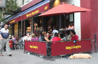 Harry's Burrito Junction