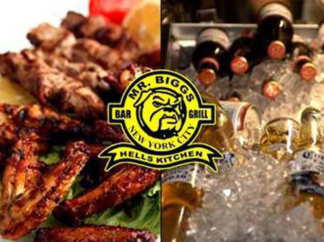 Mr. Biggs Bar & Grill