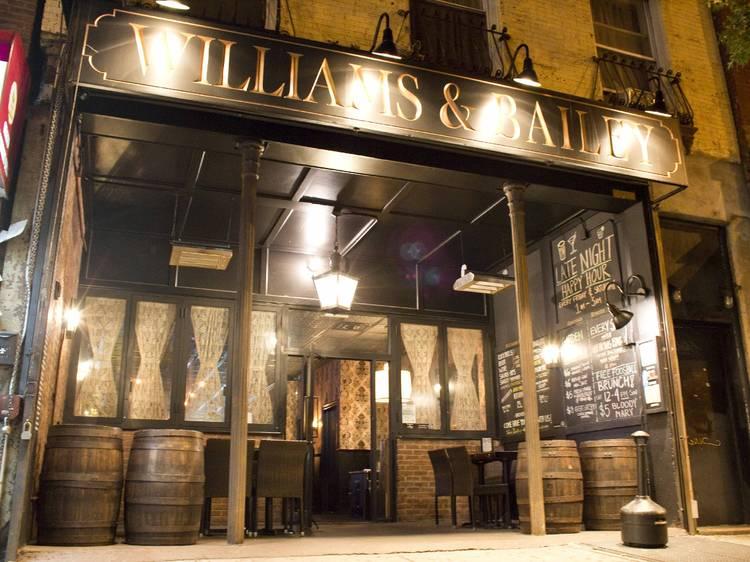 Williams & Bailey
