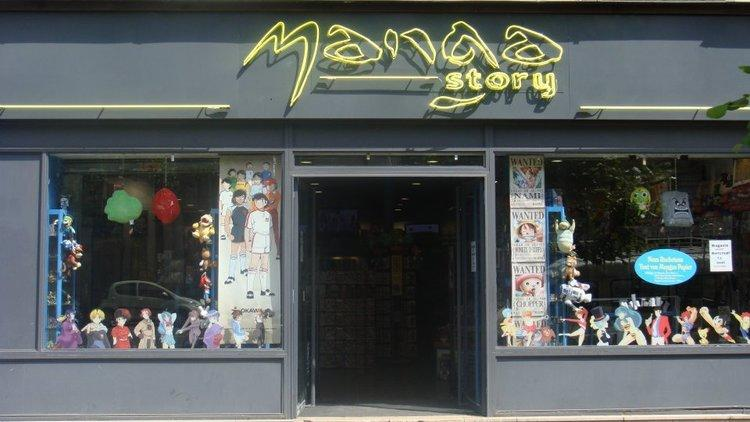 © Manga Story