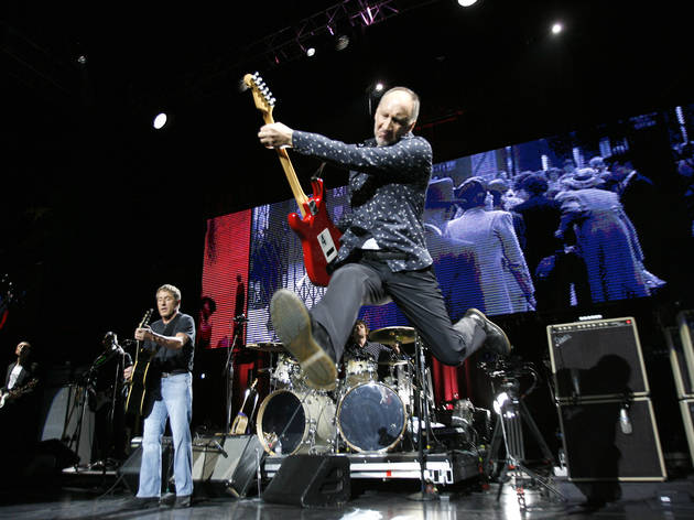 The Who, one of Time Out's 101 things to do in New York City in the fall