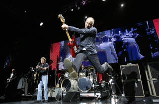 The Who + Elvis Costello and the Imposters