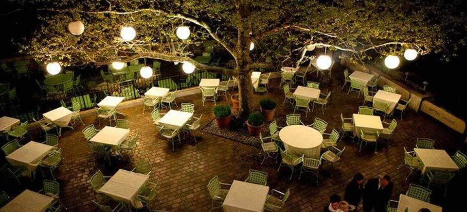 Battery Gardens Restaurants In Financial District New York