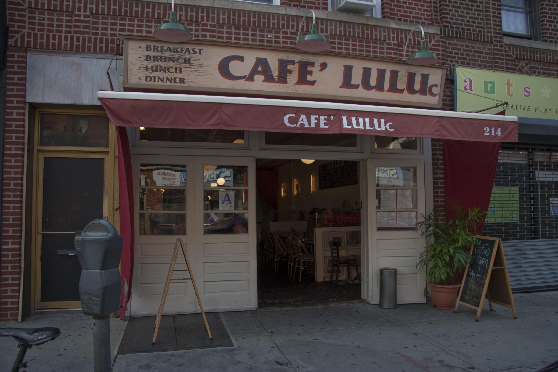 Caf Luluc Restaurants In Carroll Gardens Brooklyn