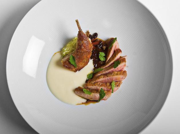 Best Restaurants Thanksgiving Dinner Nyc