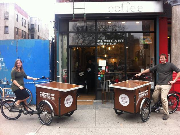 Pushcart Coffee (CLOSED)