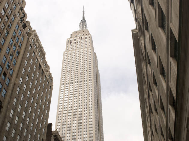 The Amazing Adventures of Kavalier & Clay by Michael Chabon: The Empire State Building
