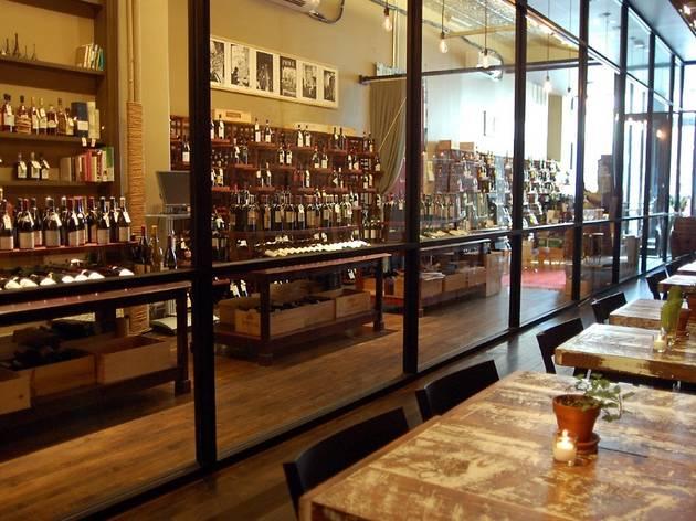 Maslow 6 Wine Bar (CLOSED)
