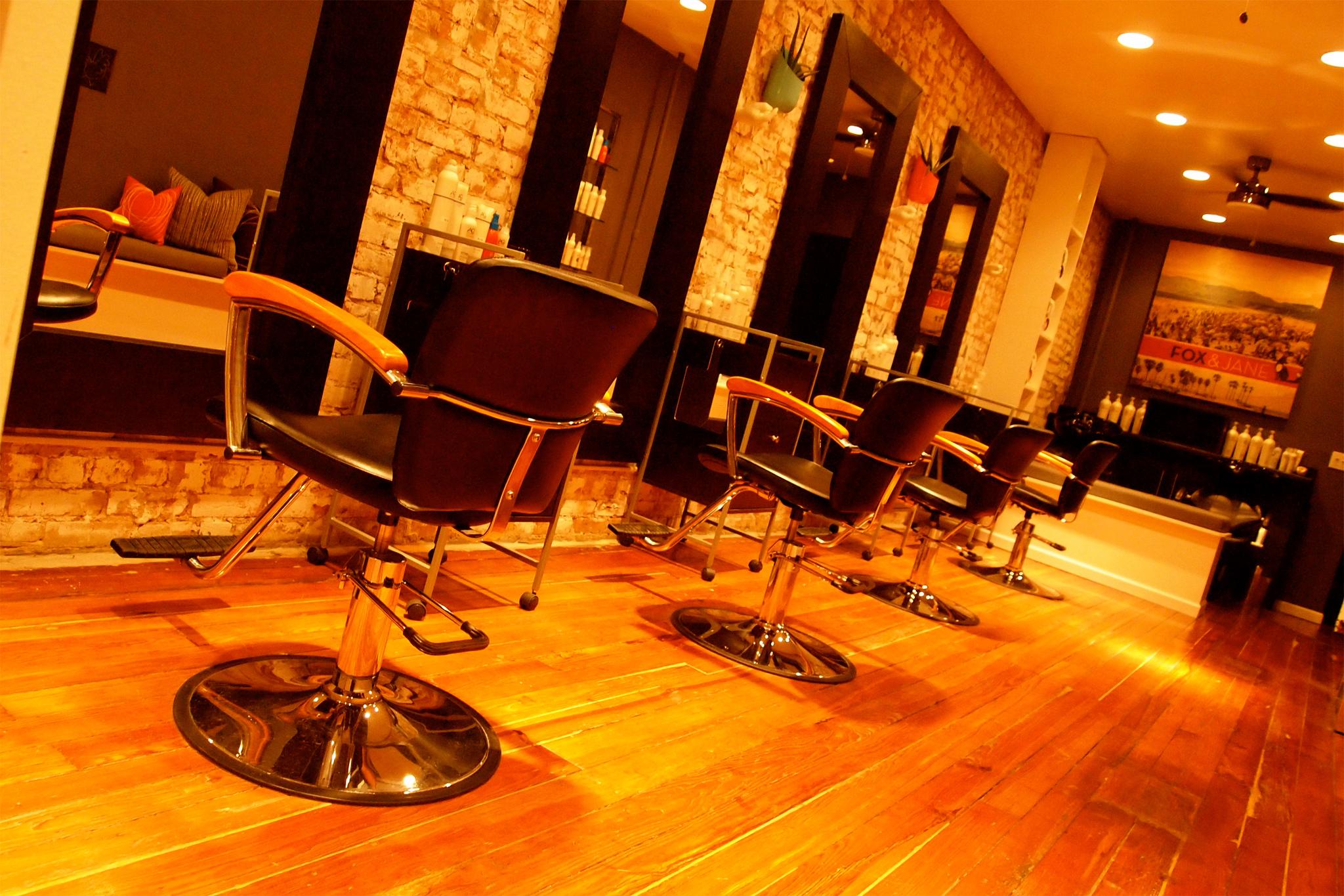 Fox & Jane Salon and Finishing Bar