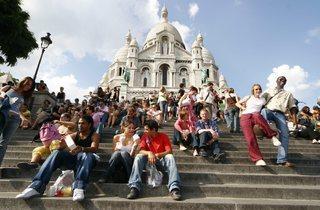 (Belvédère de Montmartre / © Oliver Knight)
