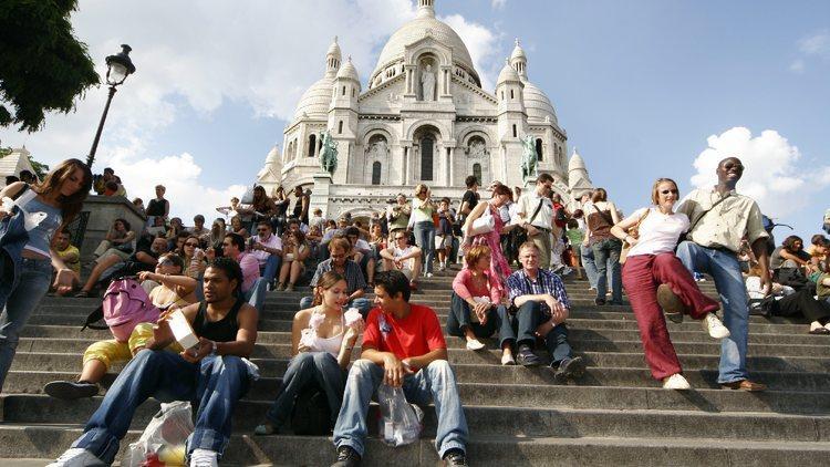 Belvédère de Montmartre / © Oliver Knight