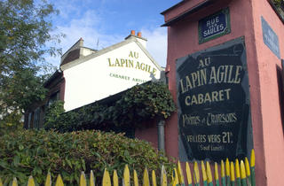 (Le Lapin Agile / © Paris Tourist Office - Amélie Dupont)