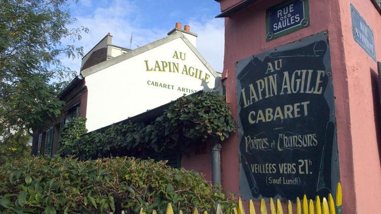 Le Lapin Agile / © Paris Tourist Office - Amélie Dupont