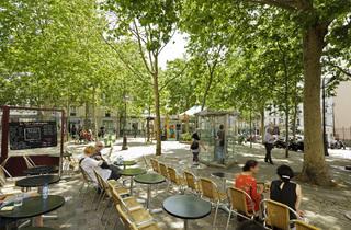 (Place des Abbesses / © Paris Tourist Office : Marc Bertrand)