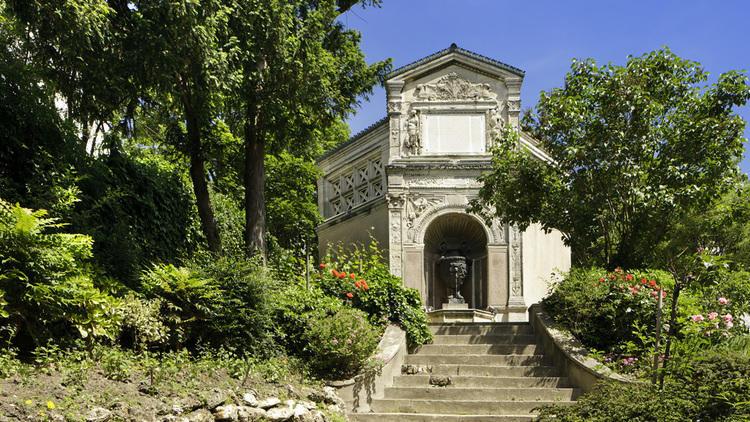 Fontaine du Château d'eau de Montmartre / © Paris Tourist Office - Marc Bertrand