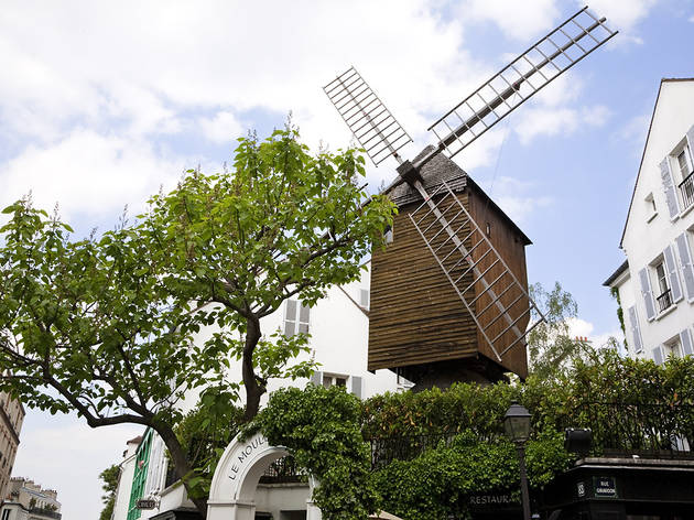 (Le Moulin Radet / © Paris Tourist Office - Amélie Dupont)