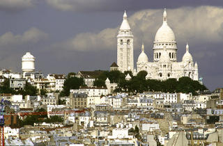 (Le Sacré Coeur / 	© Paris Tourist Office -  Jacques Lebar)