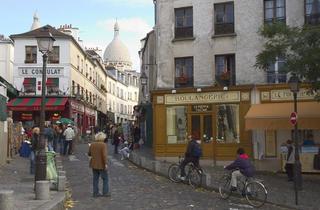 (Montmartre / © Paris Tourist Office - Amélie Dupont)
