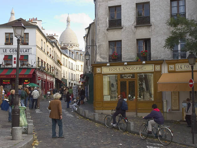 (Montmartre / 	© Paris Tourist Office - Amélie Dupont)