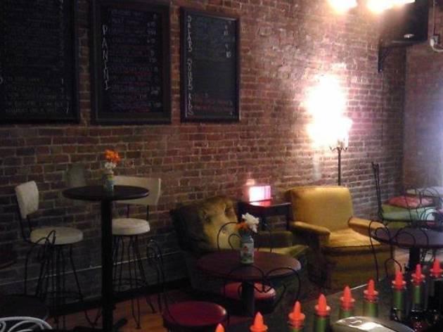 The Vagabond Café (CLOSED)