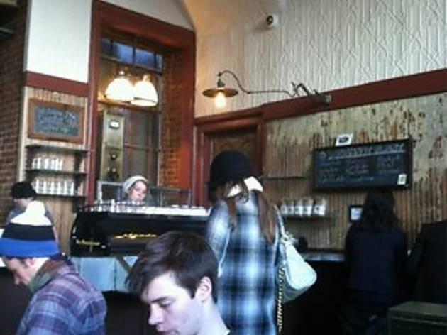 Bowery Coffee (CLOSED)