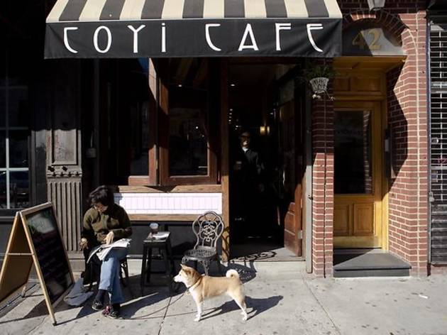 Coyi Cafe (CLOSED)