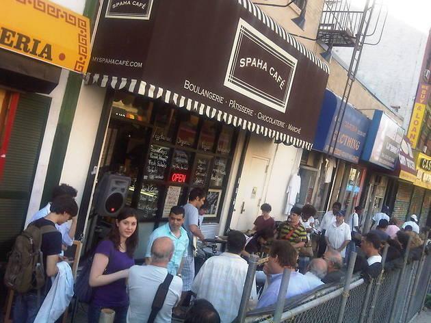 SpaHa Café (CLOSED)
