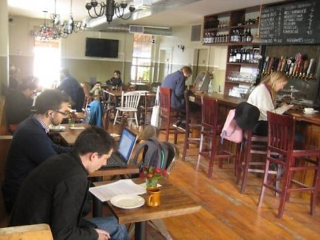West Cafe