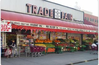 Trade Fair Supermarket
