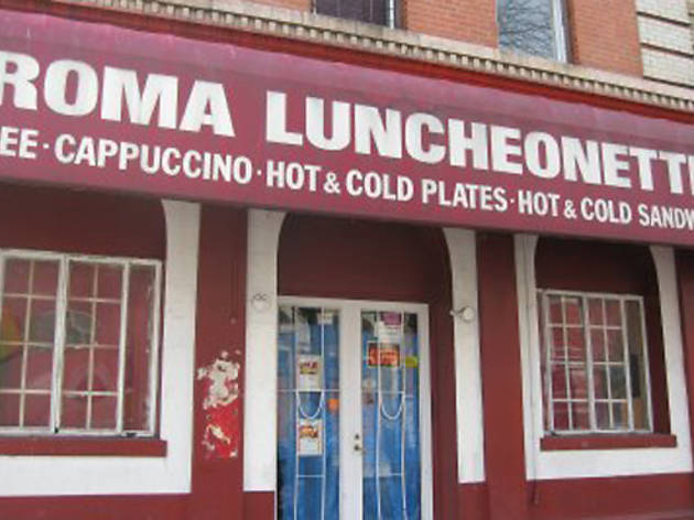 Roma Luncheonette