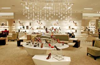 10022-Shoe Salon at Saks Beverly Hills