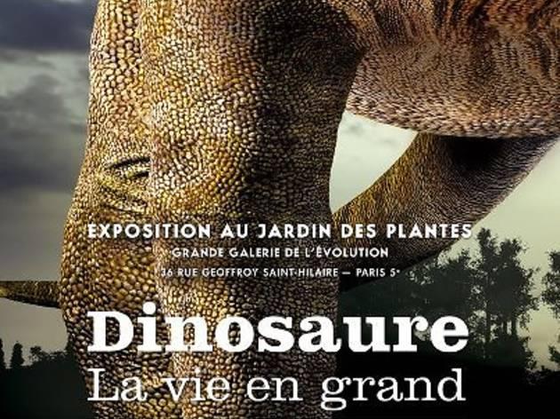 Dinosaure, la vie en grand