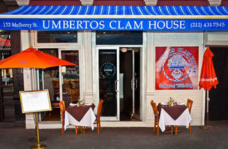 Umberto's Clam House