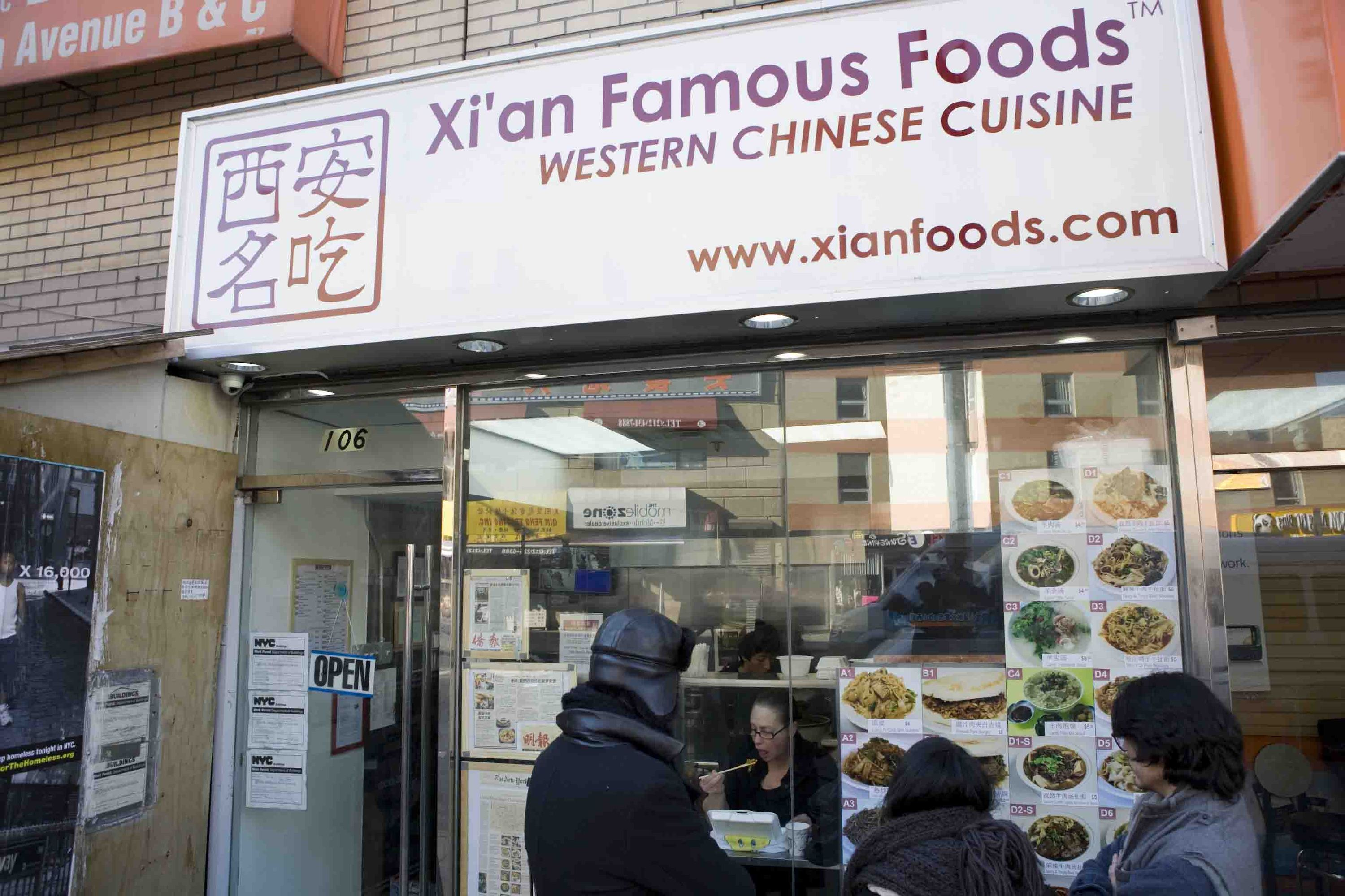 Xian Famous Foods Review