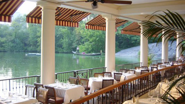Central Park Boathouse Restaurant Central Park Boathouse