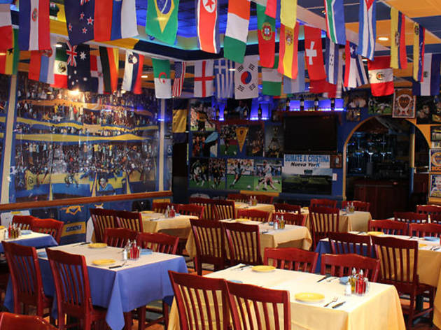 Boca Junior Argentine Steakhouse