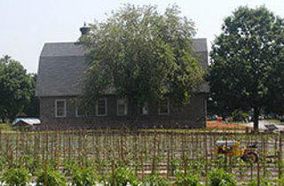 Farm Stand at the Queens County Farm Museum