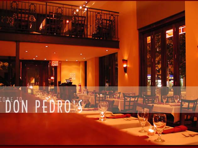 Don Pedro's (CLOSED)