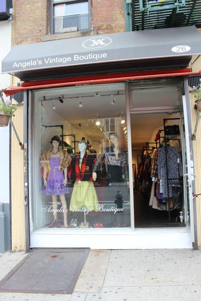 Angela's Vintage Boutique