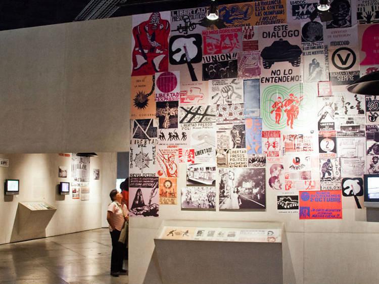 Memorial del 68 y Museo de los Movimientos Sociales