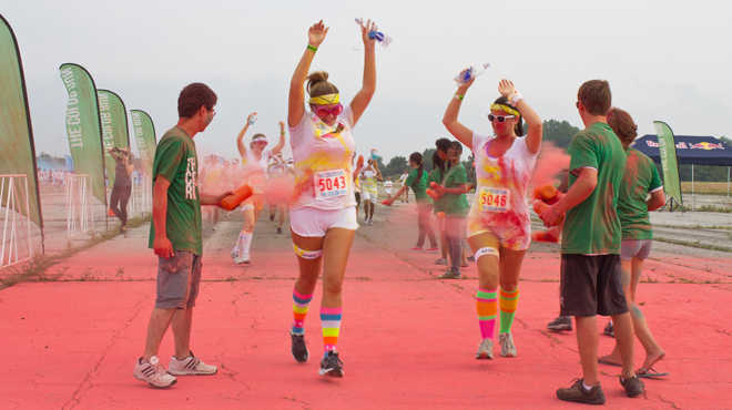 Things to Do: The Color Run