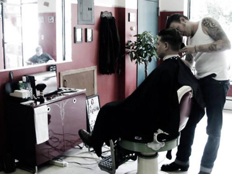 Tomcats Barbershop