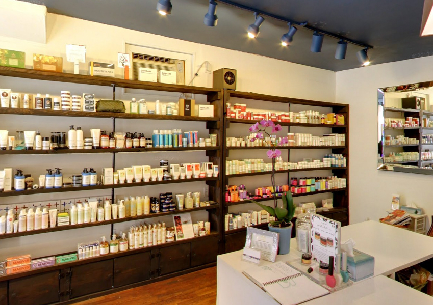 where to buy allnatural beauty products in nyc