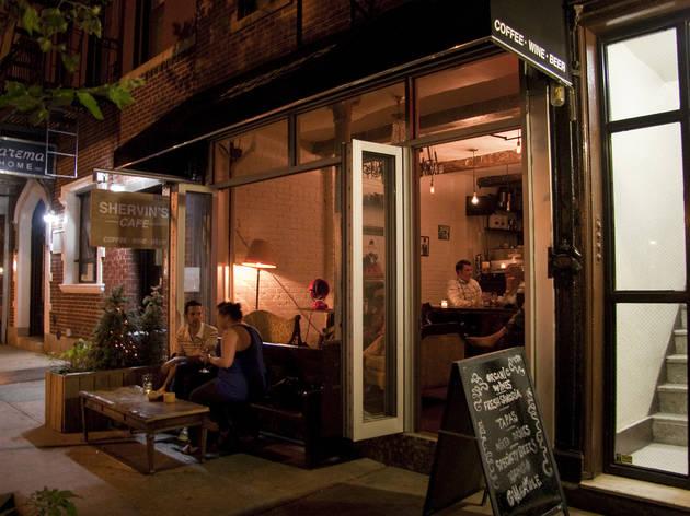 Shervin's Cafe