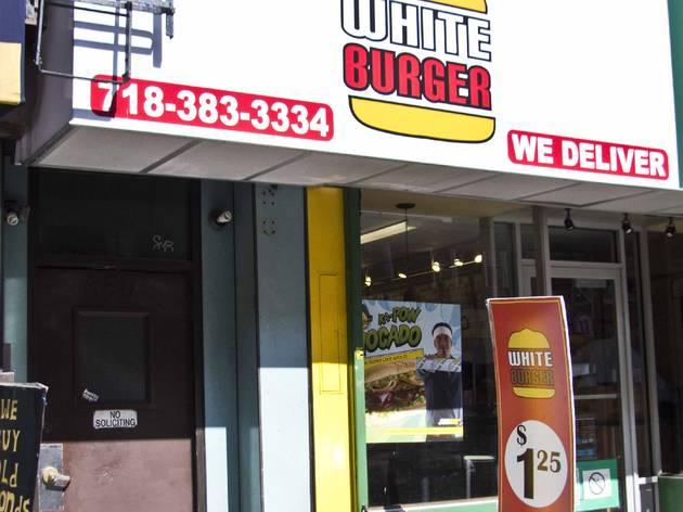 White Burger (CLOSED)