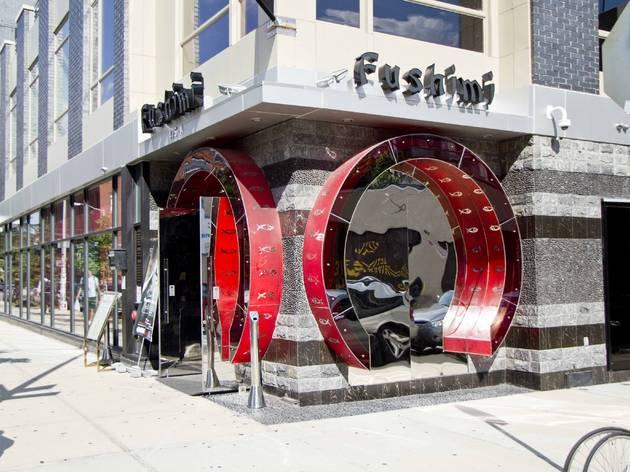 Fushimi Japanese Cuisine Lounge Restaurants In