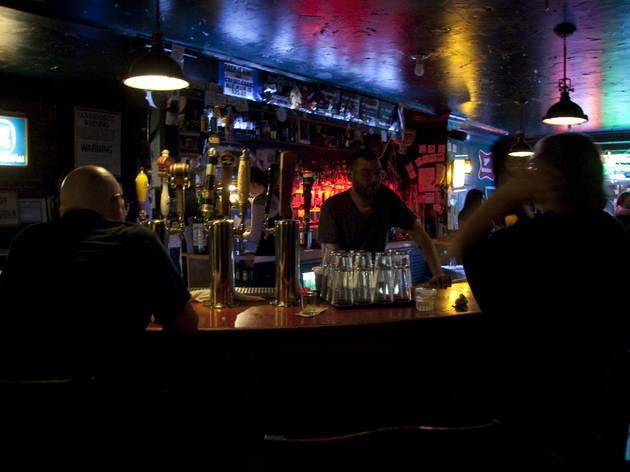 Coal Yard Bar