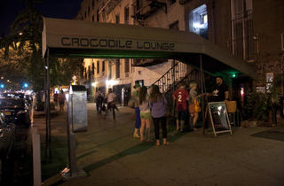 The Crocodile Lounge