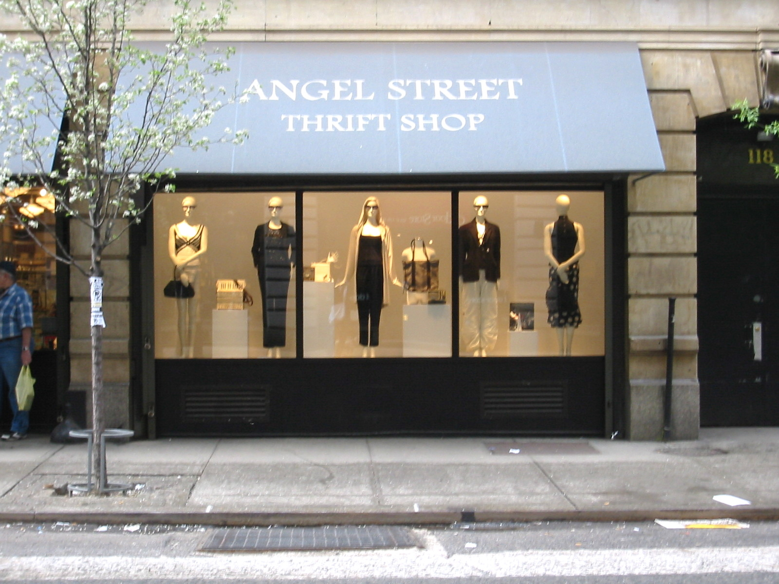 Angel Street Thrift Shop