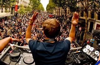 Redkatz - Techno Parade 2009
